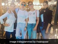 Inside Kareena Kapoor, Karisma And Rhea Kapoor's 'Mini Reunion'