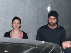 Catching Up With Alia Bhatt And Ranbir Kapoor. See Pics
