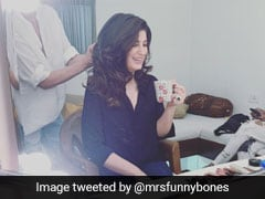 Twinkle Khanna Explains LOL Expression Of Finding Herself 'On A Set 2 Decades Later'