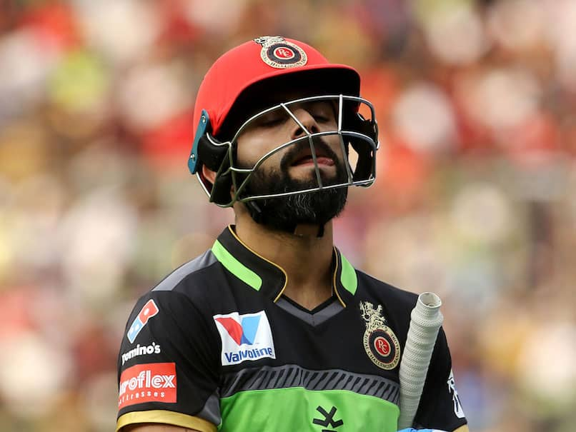 Virat Kohli Says No Excuses Left After RCBs Sixth Straight IPL 2019 Loss