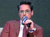 Video : Robert Downey Jr On His Korean Connection