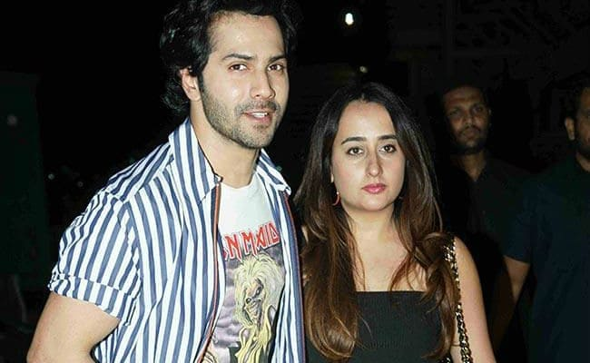Varun Dhawan fan booked for threatening to kill his girlfriend Natasha Dalal