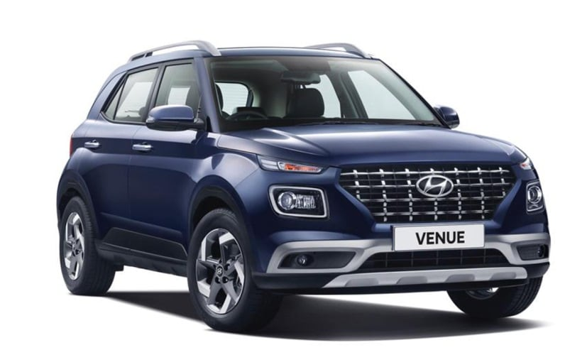 The Hyundai Venue subcompact SUV will be launched next month in India