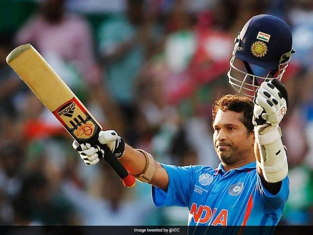 Sachin Tendulkar Turns 46, Twitter Abuzz With Wishes