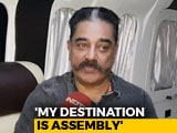 Video : Kamal Haasan Talks To NDTV As He Begins Makkal Needhi Maiam's Campaign