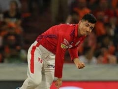 Mujeeb Ur Rahman Concedes Most Runs For An Overseas Bowler In The IPL