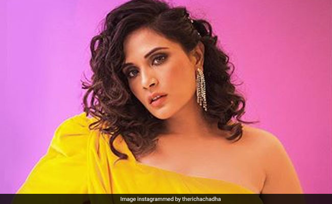 Richa Chadha Says 'There Is Always Enough Room For Good Actors'