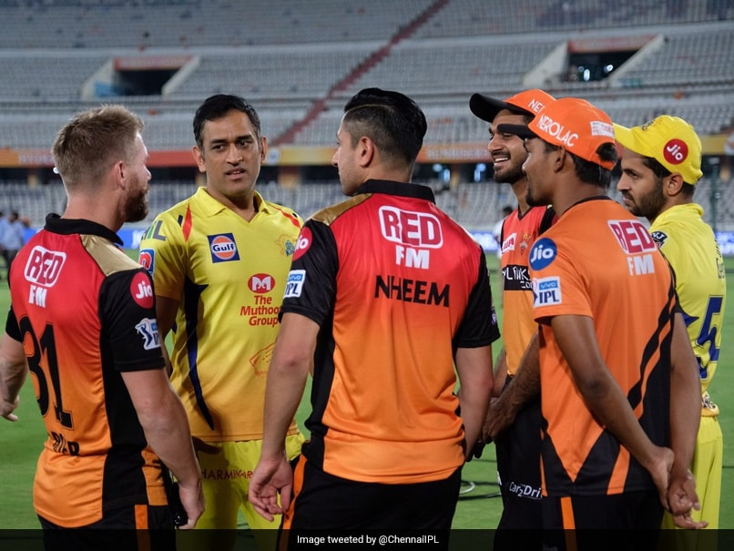 IPL 2019, Match 33: Sunrisers Hyderabad vs Chennai Super Kings - Statistical Highlights