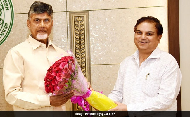 As Poll Body Replaces Andhra Chief Secretary, A Chandrababu Naidu Dare