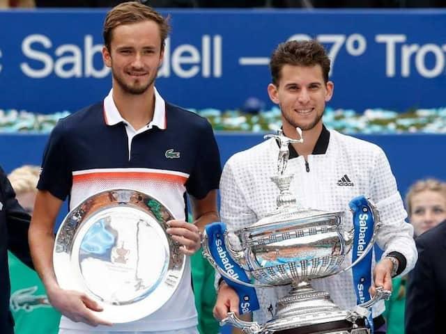 Rafael Nadals Conqueror Dominic Thiem Sweeps Past Daniil Medvedev For Barcelona Title