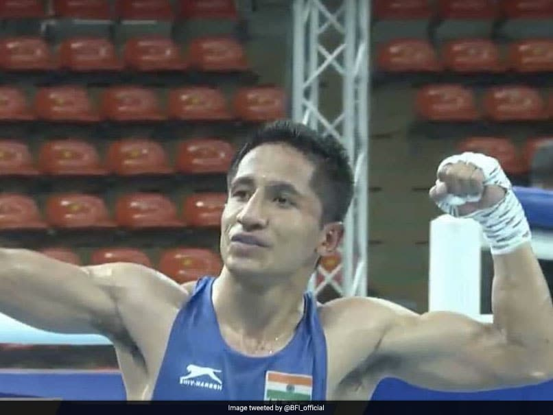 Kavinder Bisht, 3 Others Enter Asian Boxing Championship Finals