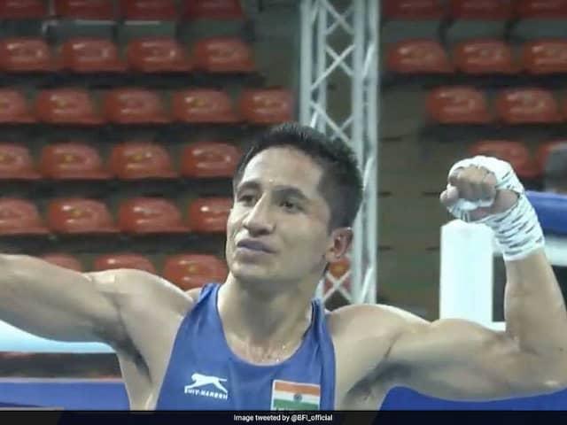 Kavinder Bisht, 3 Others Enter Asian Boxing Championship Finals