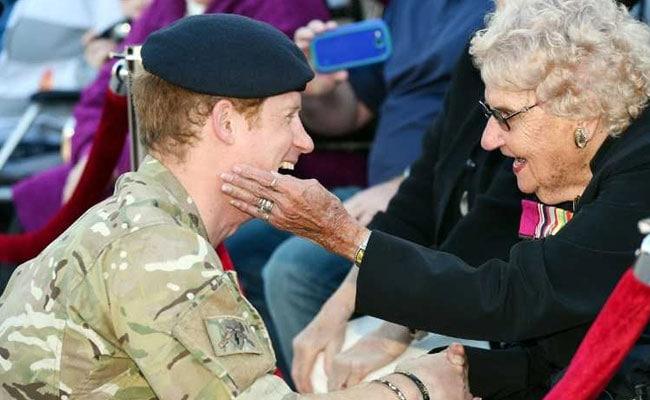 Prince Harry's 'Biggest Fan' Dies At 99