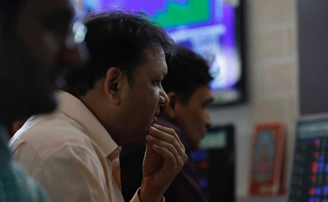 Sensex Falls Over 150 Points, Nifty Slides Below 11,950
