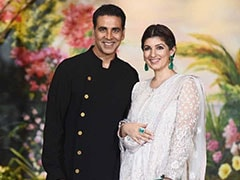 PM Stumps Akshay Kumar With Mention Of His Wife Twinkle. She Reacts
