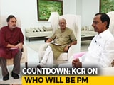 Video: Prannoy Roy Speaks To KCR On Role Of Regional Parties In Polls