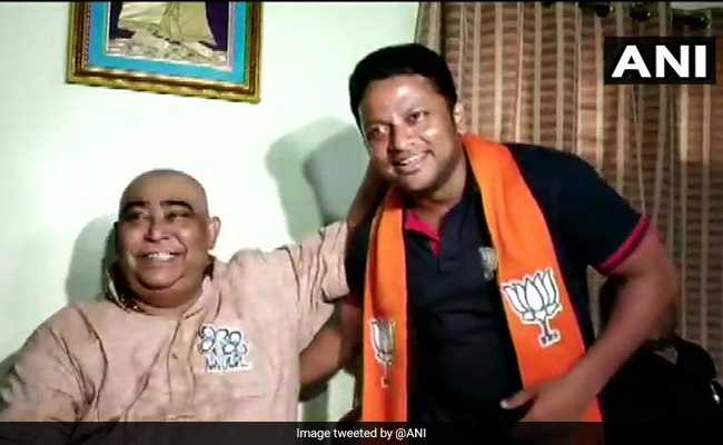 BJP Candidate In Trouble For Lunch With Trinamool Leader Claims 'Plot'