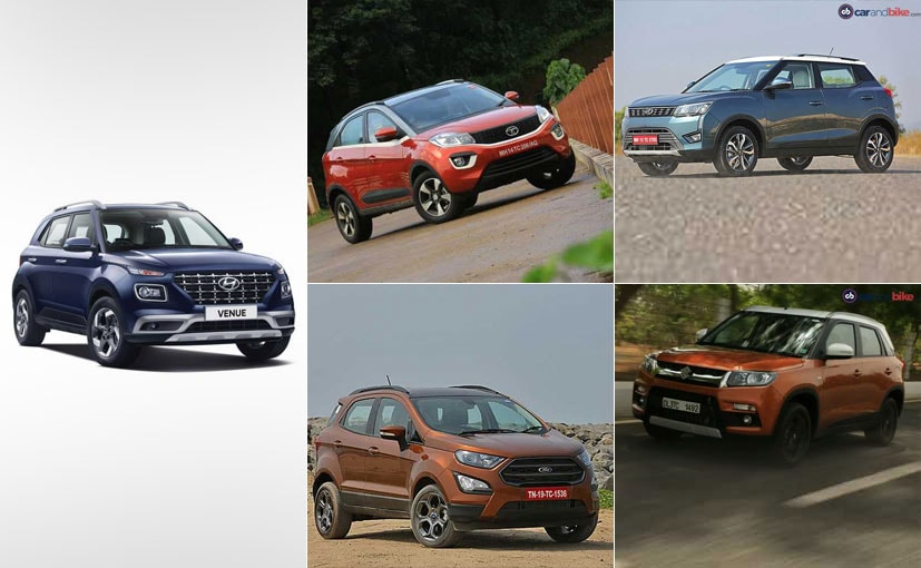 The Hyundai Venue will enter the Subcompact SUV segment In India on May 21.