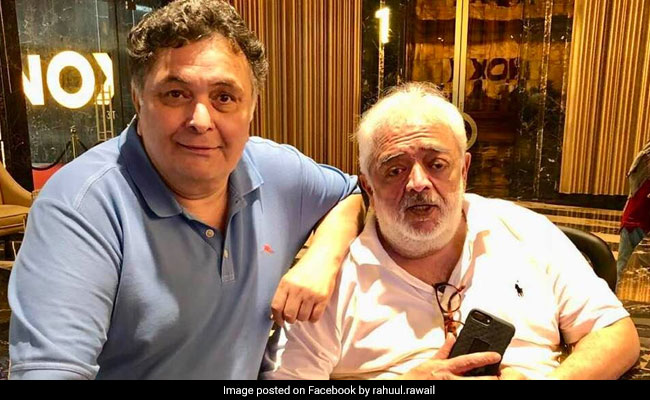 'Rishi Kapoor Is Cancer Free,' Writes Filmmaker Rahul Rawail In Now Viral Post