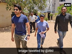 Allu Arjun, Naga Chaitanya Up Star Power At Polling Booths In Hyderabad