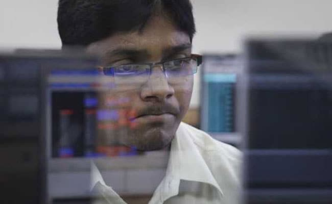 Sensex Falls Over 300 Points From Day's High, Nifty Slides Below 11,750