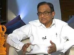 Elections 2019: Economy In ''Disastrous Phase Of Slowdown'': P Chidambaram