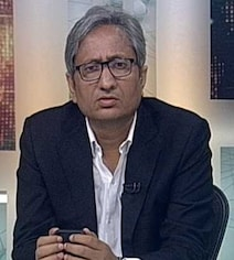 Watch: 'Non-Political' Prime Time With Ravish, In Election Season