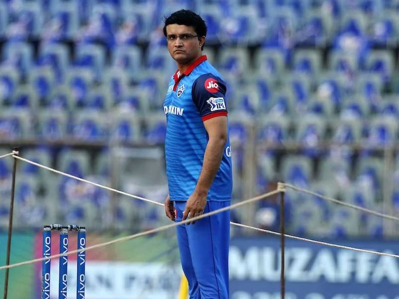 Sourav Ganguly Willing To Resign As CAC Member To Avoid Conflict Of Interest