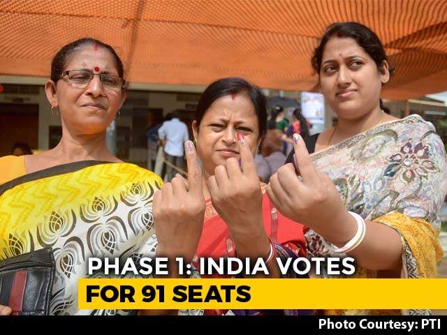 India Votes To Choose Next Government, Elections Also In 4 States