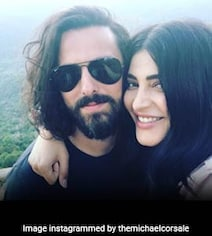 Shruti And Michael Reportedly Break-Up. 'She'll Be My Best Mate,' He Says