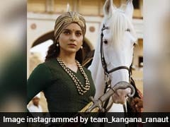 Kangana Ranaut Is 'Embarrassed' That Alia Bhatt In <i>Gully Boy</i> Is Considered Her Competition