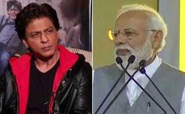 सलमान और आमिर के बाद शाहरुख खान ने भी दिया पीएम मोदी को  जवाब, Tweet हुआ वायरल