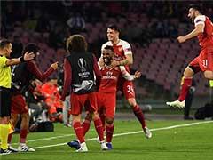 Arsenal Dump Out Carlo Ancelotti