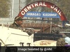 Gas Cylinder Explosion, Barrack Burnt In Overnight Srinagar Jail Violence