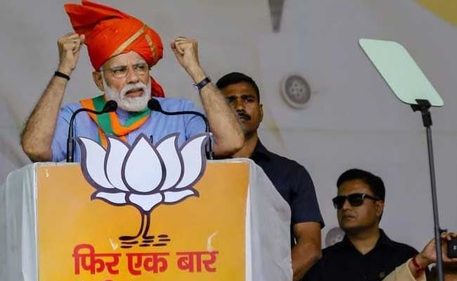 'Abdullahs, Muftis Ruined 3 Generations Of Jammu And Kashmir': PM Modi