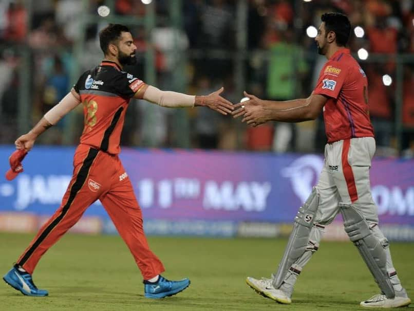 Heres How R Ashwin Reacted To Aggressive Send-Off From Virat Kohli