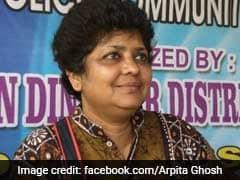 Trinamool Lawmaker Arpita Ghosh's Assets Soar Five-Fold