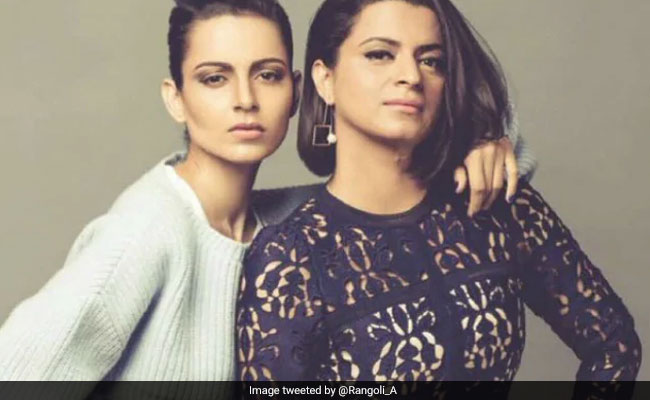 Kangana Ranaut's Sister Rangoli Chandel Lashes Out At Randeep Hooda After His 'Kudos, Alia Bhatt' Tweet