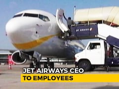 "Video: ""Will Work With Lenders To Revive Airline"": Jet CEO To Employees"