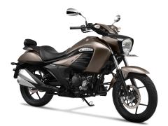 2019 सुज़ुकी इंट्रूडर क्रूज़र मोटरसाइकल भारत में की गई लॉन्च, कीमत Rs. 1.08 लाख
