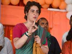 """US Chose 1st Woman Vice President Only Now While India..."": Priyanka Gandhi Vadra"