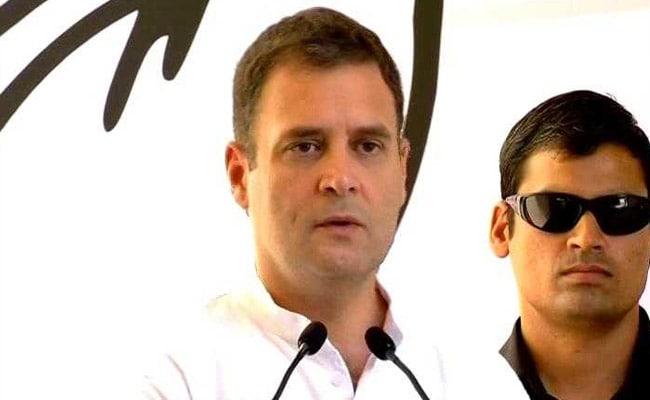 Rahul Gandhi Addresses Public Rallies In Tamil Nadu: Highlights