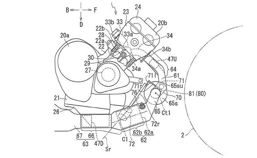 Yamaha May Be Developing Turbo Charged Parallel Twin