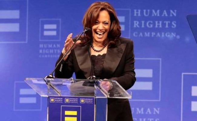 'This Has Got To End': Indian-Origin Kamala Harris' Proposal For Equal Pay