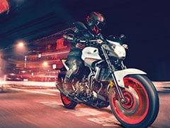 2019 Yamaha MT-03 Unveiled At Bangkok Motor Show
