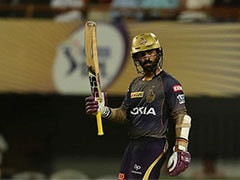 Dinesh Karthik Optimistic Despite KKR