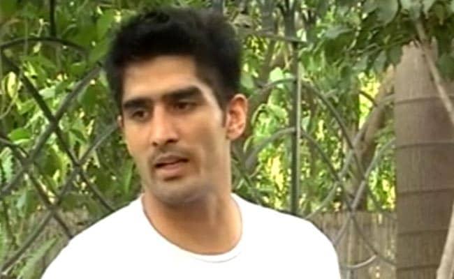 "Coronavirus: ""I Am Hopeful Things Will Improve"" Says Boxer Vijender Singh On Fight Against COVID-19"