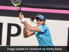 Ankita Raina Stuns Former US Open Champion