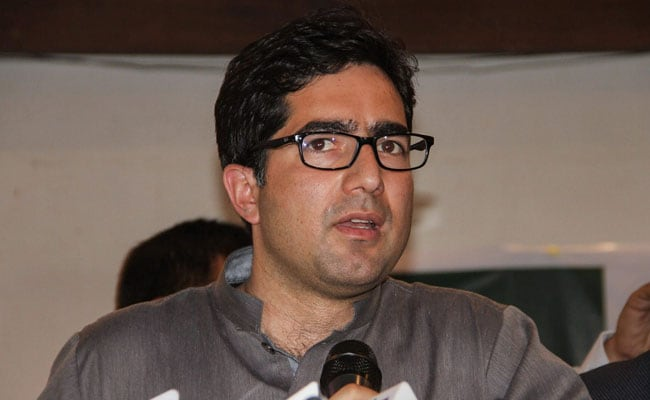 J&K Leader Shah Faesal Stopped At Delhi Airport, House Arrest In Srinagar