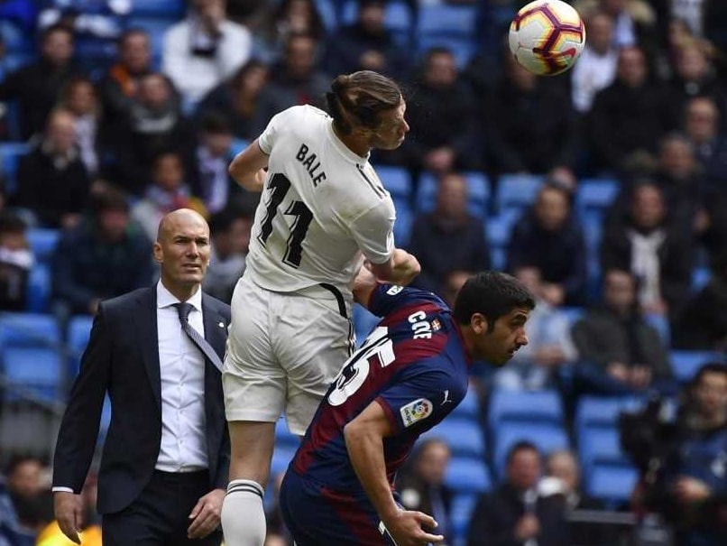 Zinedine Zidane Vague On Gareth Bale